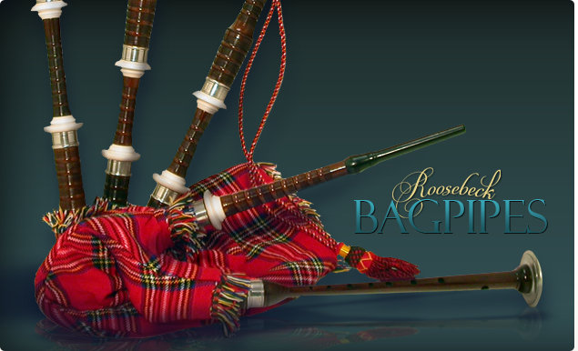 Roosebeck Bagpipes