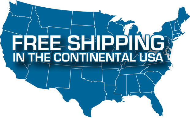 Free Shipping to USA on most items