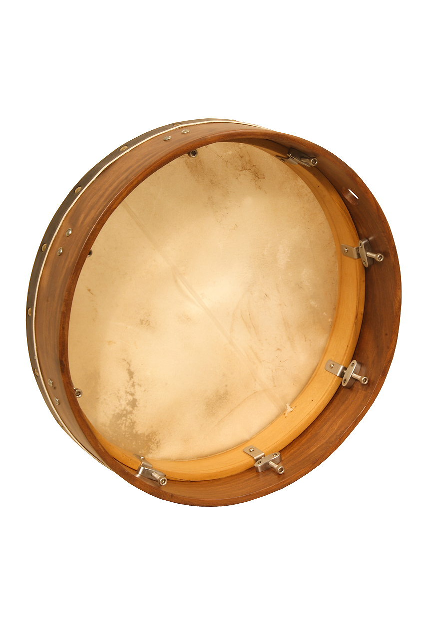 14 With Snare Bendir
