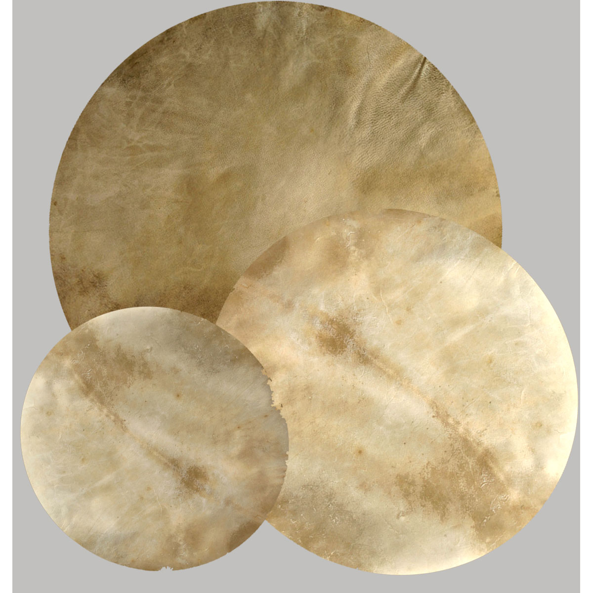 Goat Skin Drum Heads