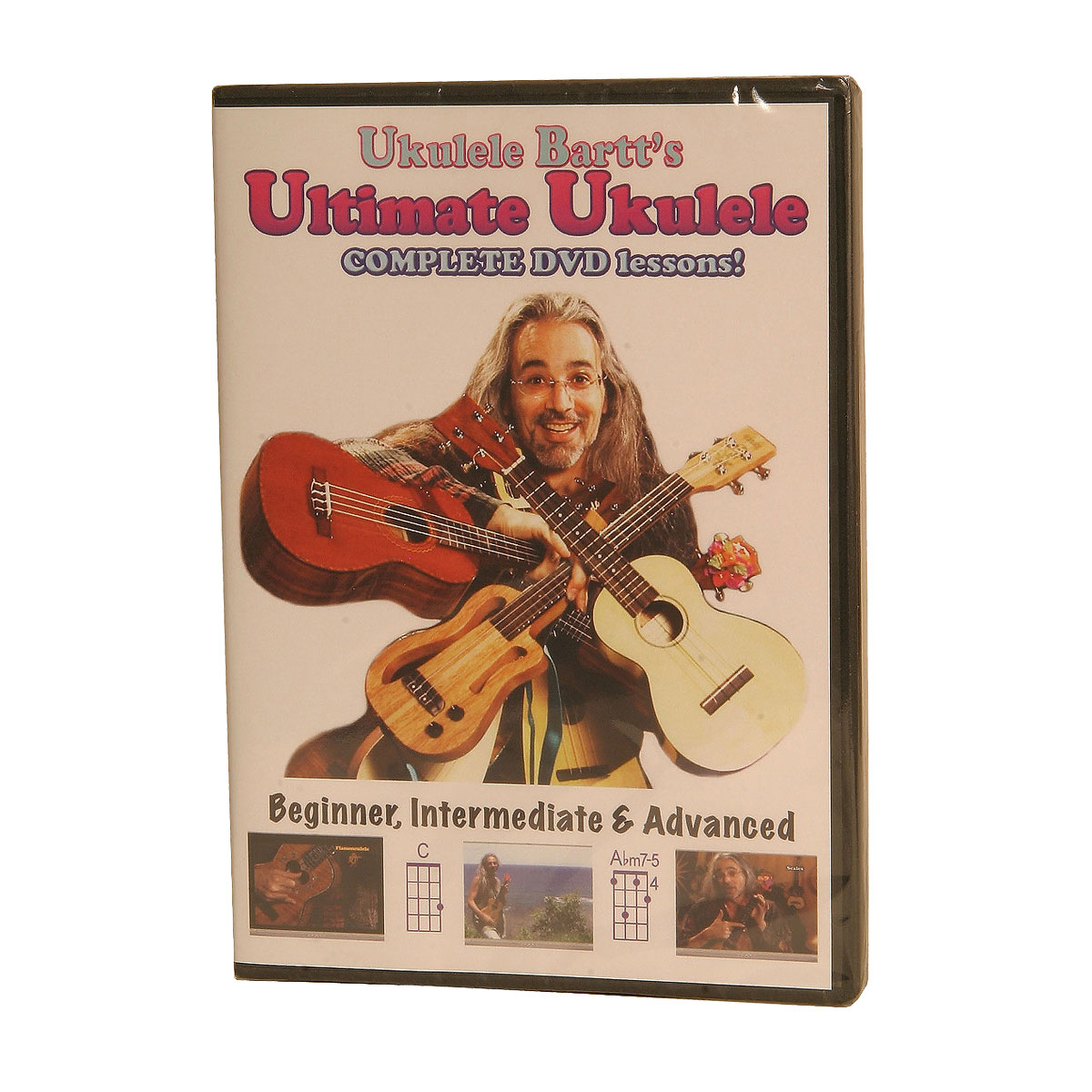Ukulele Instruction