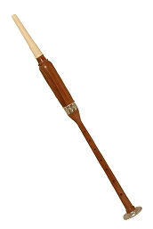 Roosebeck 19 Inch Practice Chanter Nickel Ferrule + Sole BLEMISHED