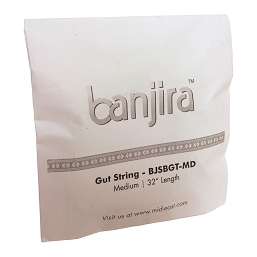 banjira 32 Inch Sarangi Gut String Medium BJSBGT MD