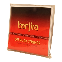 banjira Dilruba String Set Loop End BJSDLRB