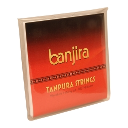 banjira Miniature Tanpura String Set Loop End