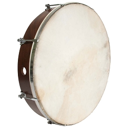 Roosebeck 18 x 3.5 Inch Bodhrán Cross Bar Outside Tunable