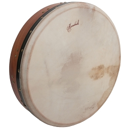 Roosebeck 16 x 3.5 Inch Bodhrán T-Bar Bolt Tune Red Cedar