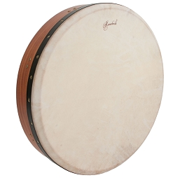 Roosebeck 18 x 3.5 Inch Bodhrán Cross Bar Tunable Red Cedar