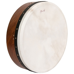 Roosebeck 18 Inch Pro Bodhrán Single Bar Inside Tune + Tipper Cipin + Wrench