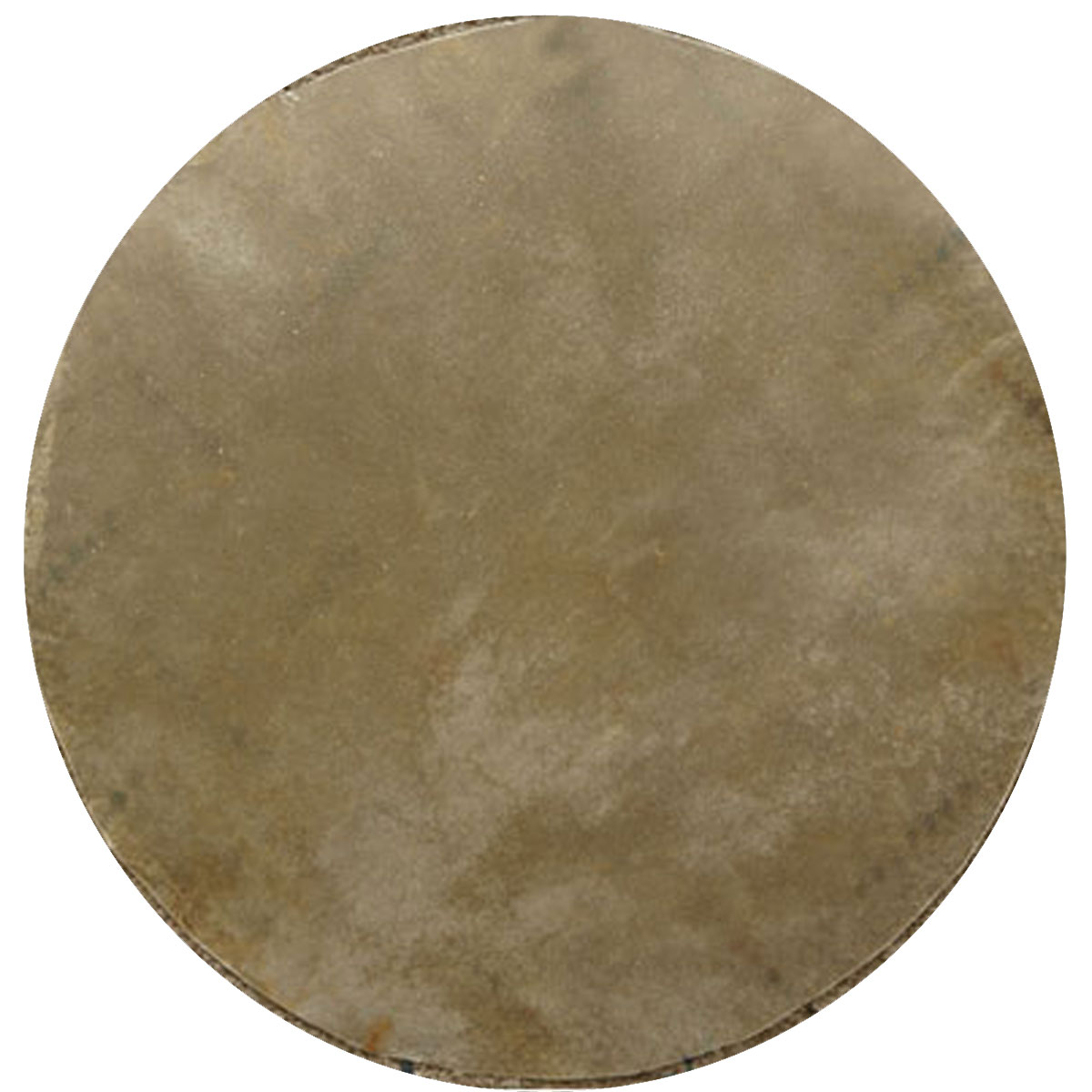mid east 12 inch natural calfskin drum head medium cf12 md. Black Bedroom Furniture Sets. Home Design Ideas