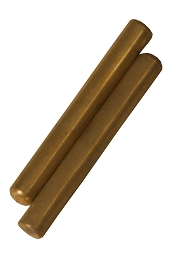 Roosebeck 2 Inch Dulcimer Stand DHST Brass Stops DHST BS