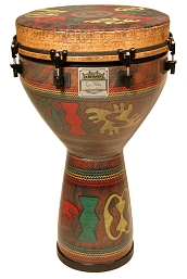 Remo Key-Tuned Djembe 12