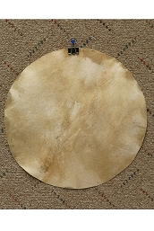 Mid-East Natural Goatskin Drum Head 10 Inch Thick