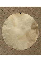 Mid-East 22 Inch Natural Goatskin Drum Head Medium GT22-MD