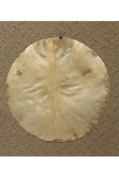 Mid-East Natural Goatskin Drum Head 26 Inch Thick