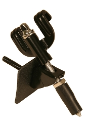 Remo Tension Bracket Assembly for Djembe Black