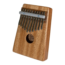 DOBANI 6.9 Inch Thumb Piano Kalimba 10 Key Tunable Hard Wood