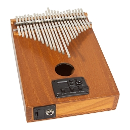 Kevin Spears Professional Kalimba 23-Key with EQ Red Cedar Natural Finish