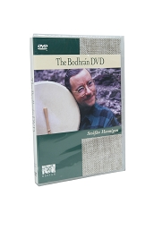 Hal Leonard The Bodhrán DVD by Steafan Hannigan