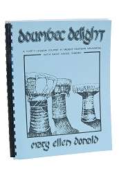Doumbek Delight by Mary Ellen Donald Middle Eastern Drum Lessons