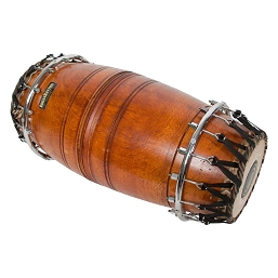 RohanRhythm High Pitch Jackwood Mridangam BLEMISHED