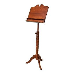 Roosebeck Double Shelf Boston Music Stand BLEMISHED
