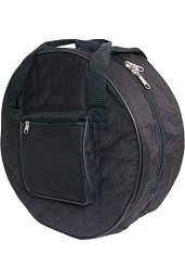 Roosebeck 16 x 7 Inch Irish Bodhrán Gig Bag Black NC16X7