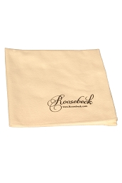 Roosebeck Microfiber Polishing Cloth RBSMFPCI