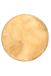 Roosebeck Premounted Goatskin Head for Outside Tunable Bodhrán 18 Inch SH18G