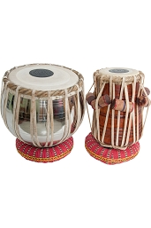 banjira Tabla Set Strap Tune Bayan + 5.25