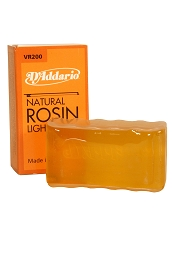 D'Addario Rosin Light Finish VR200