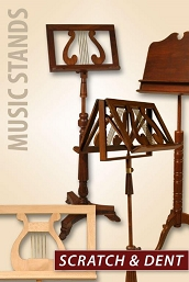 Scratch and Dent Music Stands