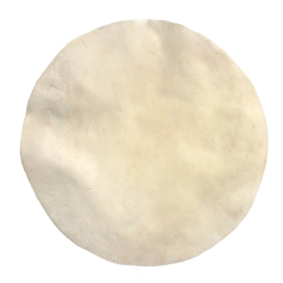 MRC 22 inch Diameter White Calfskin Drum Head 9 mil = Medium
