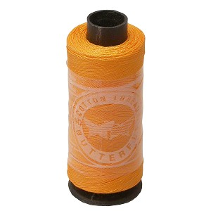 Roosebeck Combed Cotton Spool Yellow