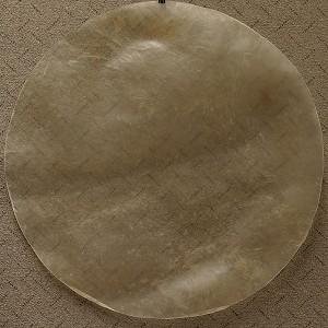 Mid-East 36 Inch Natural Calfskin Drum Head Medium CF36 MD