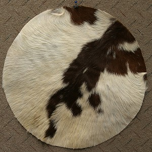 Mid-East 26 Inch Goatskin Drum Head Hair Thick GH26 TK