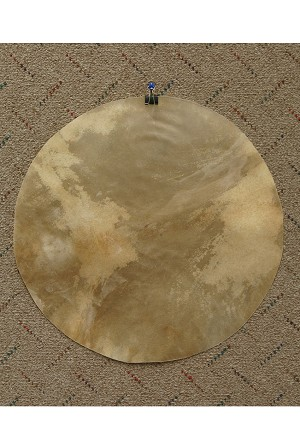 Mid-East Natural Goatskin Drum Head 16 Inch Thin