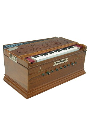 banjira Fixed Scale Changer Harmonium HMSC