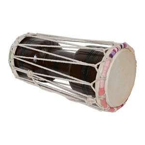banjira Hudak Deluxe Talking Drum 16 x 8 Inch + Beater