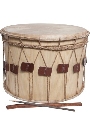 Mid-East Rope Tuned Tupan Drum 20 Inch TUPK
